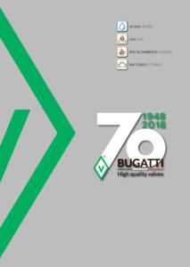 Изображение каталога Bugatti 2018